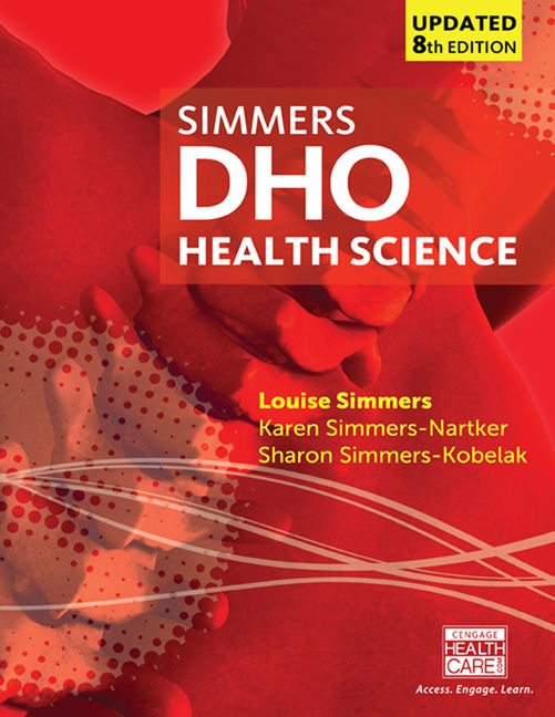 DHO Health Science Updated, Soft Cover - 9780357103081
