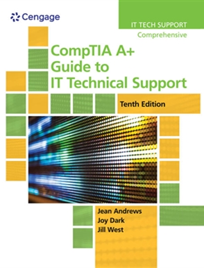 CompTIA A+ Guide to IT Technical Support - 9780357108291