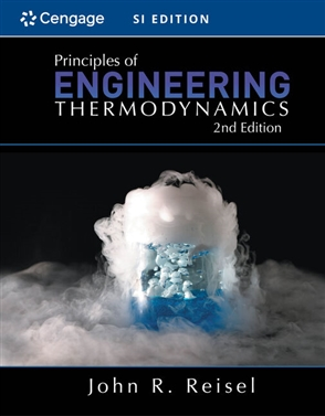 Principles of Engineering Thermodynamics, SI Edition - 9780357111796