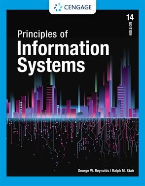 Principles of Information Systems - 9780357112410