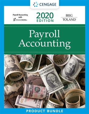 Payroll Accounting 2020, Loose-leaf Version - 9780357117200