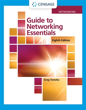Guide to Networking Essentials - 9780357118283