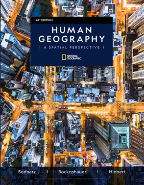 Human Geography A Spatial Perspective AP® Edition - 9780357119082