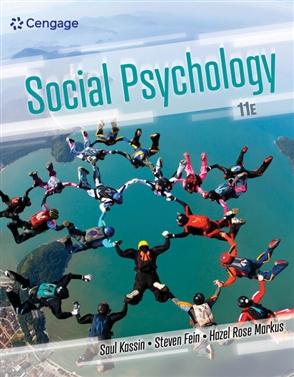 Social Psychology - 9780357122846