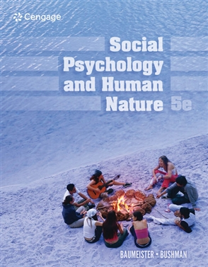 Social Psychology and Human Nature - 9780357122914