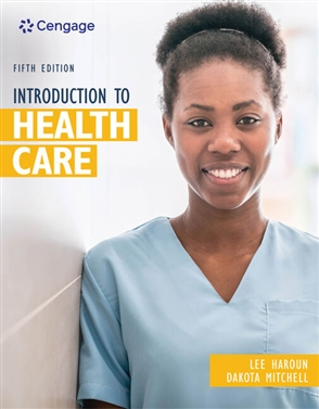 Introduction to Health Care - 9780357123072