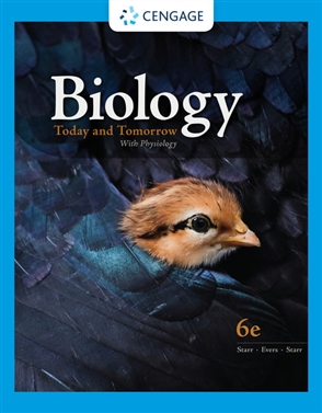 Biology Today and Tomorrow With Physiology - 9780357127544