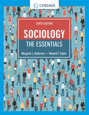 Sociology: The Essentials - 9780357128817