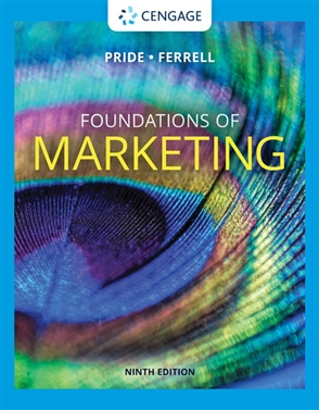 Foundations of Marketing - 9780357129463