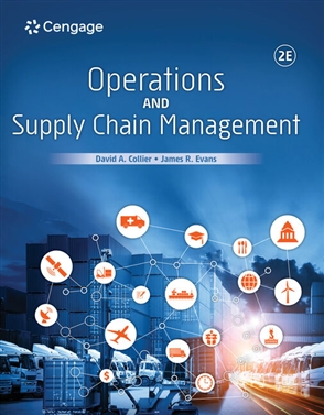 Operations and Supply Chain Management - 9780357131695