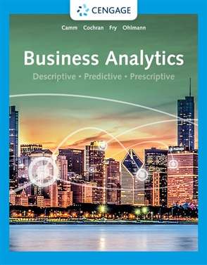 Business Analytics - 9780357131787