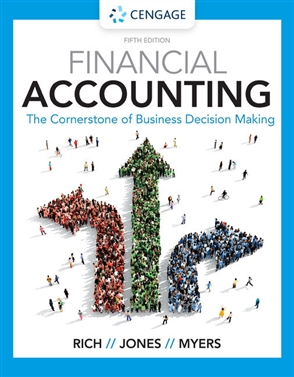 Financial Accounting - 9780357132692