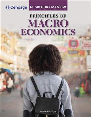 Principles of Macroeconomics - 9780357133491