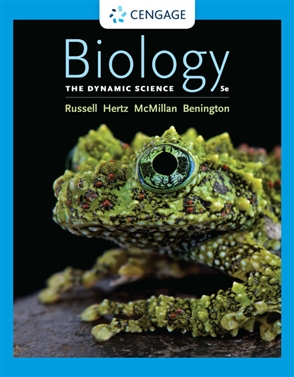 Biology: The Dynamic Science - 9780357134894