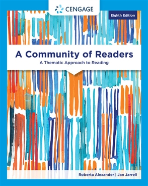 A Community of Readers: A Thematic Approach to Reading - 9780357136621