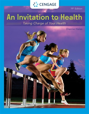 An Invitation to Health: Taking Charge of Your Health - 9780357136799