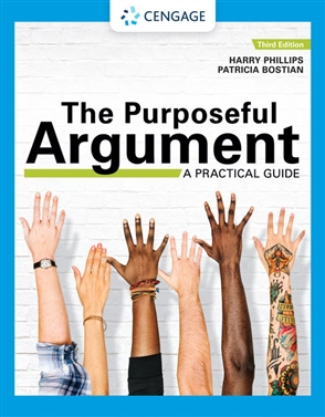 The Purposeful Argument: A Practical Guide with APA 7e Updates - 9780357138663
