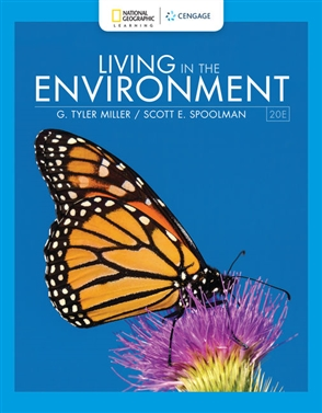 Living in the Environment - 9780357142202