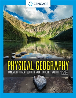Physical Geography - 9780357142448
