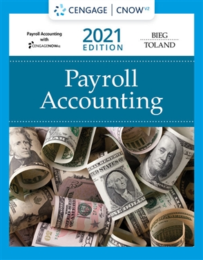 Payroll Accounting 2021, Loose-leaf Version - 9780357358108