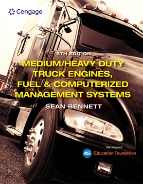 Medium/Heavy Duty Truck Engines, Fuel & Computerized Management Systems - 9780357358542