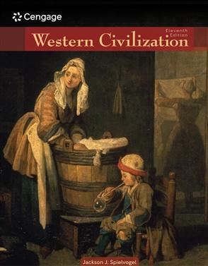 Western Civilization: Volume I: To 1715 - 9780357362983