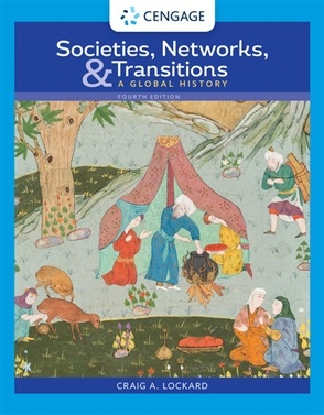 Societies, Networks, and Transitions: A Global History - 9780357365304