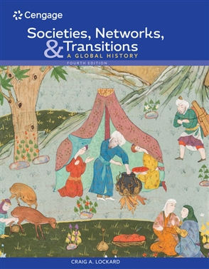 Societies, Networks, and Transitions, Volume I: To 1500: A Global History - 9780357365311