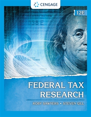 Federal Tax Research - 9780357366387