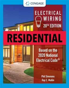 Electrical Wiring Residential - 9780357366479