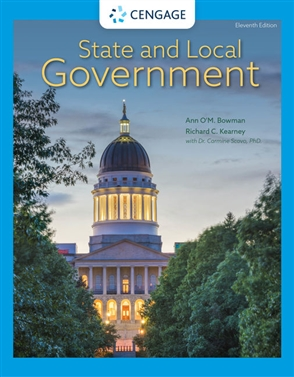 State and Local Government - 9780357367407
