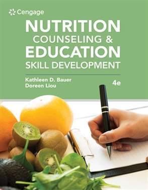 Nutrition Counseling and Education Skill Development - 9780357367667