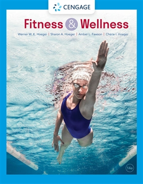 Fitness and Wellness - 9780357367810