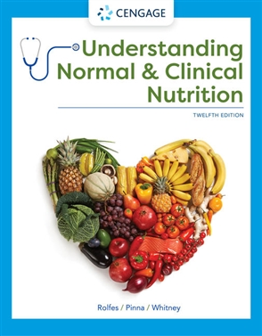 Understanding Normal and Clinical Nutrition - 9780357368107