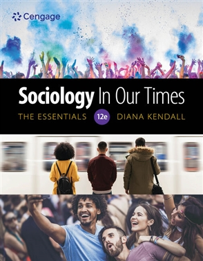 Sociology in Our Times: The Essentials - 9780357368633