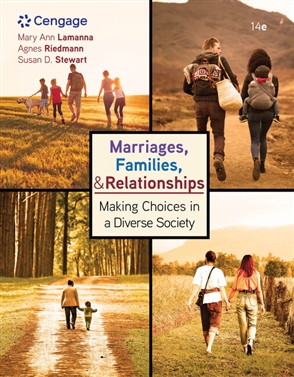 Marriages, Families, and Relationships: Making Choices in a Diverse Society - 9780357368749