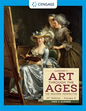 Gardner's Art through the Ages: The Western Perspective, Volume II - 9780357370391
