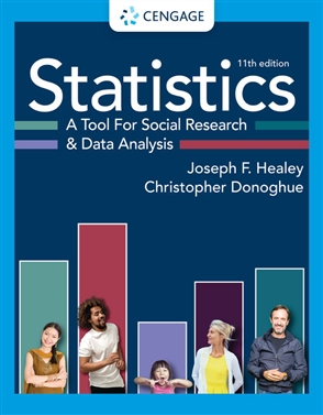 Statistics: A Tool for Social Research and Data Analysis - 9780357371077