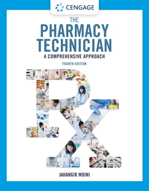 The Pharmacy Technician: A Comprehensive Approach - 9780357371350