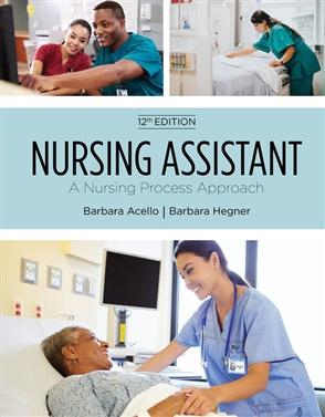 Nursing Assistant: A Nursing Process Approach - 9780357372012