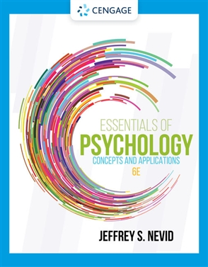Essentials of Psychology: Concepts and Applications - 9780357375587