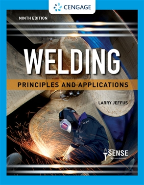 Welding: Principles and Applications - 9780357377659