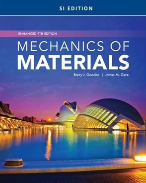 Mechanics of Materials, Enhanced, SI Edition - 9780357377857