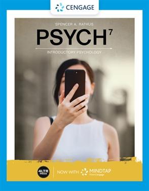 PSYCH - 9780357378342