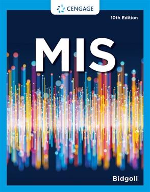 MIS - 9780357418697