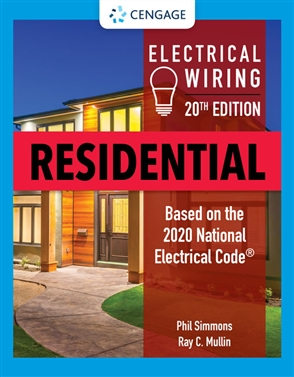 Electrical Wiring Residential - 9780357425688