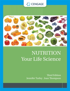 Nutrition Your Life Science - 9780357426821