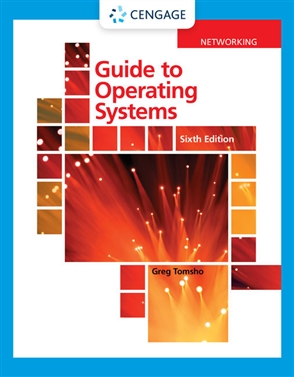 Guide to Operating Systems - 9780357433836