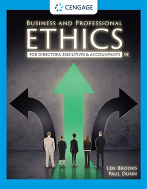 Business and Professional Ethics - 9780357441886