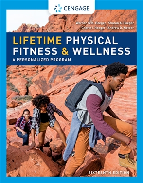 Lifetime Physical Fitness and Wellness - 9780357447123